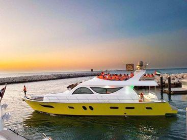 2007 70' Custom-Touring marine craft 70 Dubai, AE