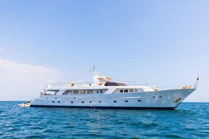 1982 116' 2'' Benetti-Motor Yacht Sanremo, IT