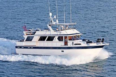 1989 65' Jefferson-65 Motor Yacht Galveston, TX, US