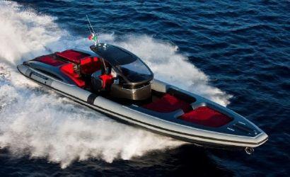2021 46' Pirelli-PZero 1400 Carbon Edition Fort Lauderdale, FL, US