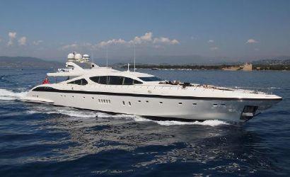 2009 163' 9'' Mangusta-165 Cannes, FR