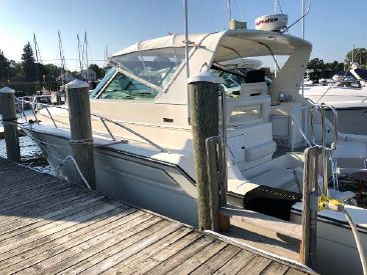 1993 43' Tiara Yachts-4300 Open Holland, MI, US