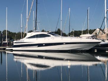 2000 64' 8'' Pershing-65 Limited Oxford, MD, US