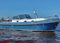 2021 Langenberg Cabin Cruiser 33 Electric
