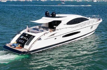 2009 75' Lazzara Yachts-LSX 75 Aventura, FL, US