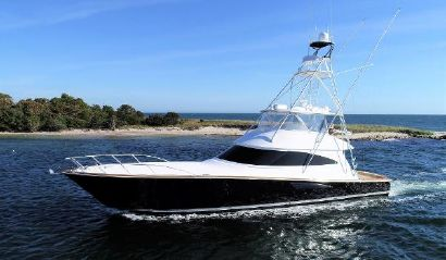 2018 68' Viking-68 Convertible Osterville, MA, US
