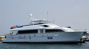 2011 105' Hatteras-105 Motor Yacht Dubai, AE