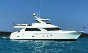 2009 74' Ocean Alexander-Open Flybridge Motor Yacht Fort Lauderdale, FL, US