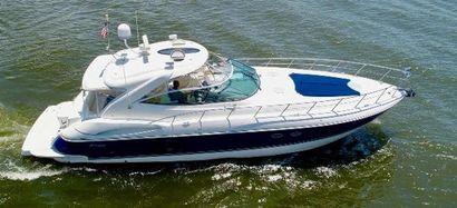 2005 50' Cruisers Yachts-500 Express Gulf Shores, AL, US