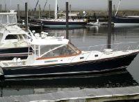 1998 Little Harbor WhisperJet 38