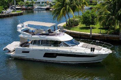 2016 50' Prestige-500 Coral Gables, FL, US