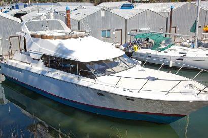 1993 50' Martin-Motoryacht Sidney, BC, CA