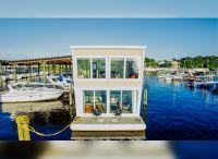 2017 Custom Home AWave Houseboat Built