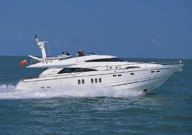 2004 74' 5'' Fairline-74 Custom Yacht Denia, ES