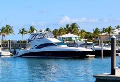 2006 58' Sea Ray-580 Sedan Bridge Miami, FL, US