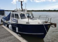 1986 Newhaven Sea Warrior