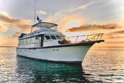 1991 72' Hatteras-72 Motor Yacht Fort Lauderdale, FL, US