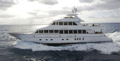2008 118' Hargrave-Tri-Deck Fort Lauderdale, FL, US