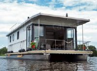 2021 Custom Hausboot