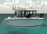 2021 Quicksilver Captur 705 Pilothouse