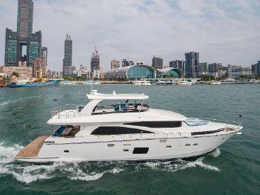 2021 80' Johnson-Flybridge Motor Yacht Fort Lauderdale, FL, US
