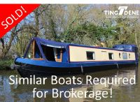 2021 Narrowboat 's Required for Brokerage