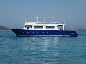 1997 68' Custom-Passenger/Dive Saint-Cyprien, FR