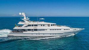 1990 144' Heesen-Tri Deck Motor Yacht Fort Lauderdale, FL, US