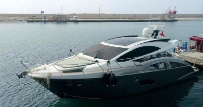 2008 50' Marquis-500 Sport Coupe Mersin, TR