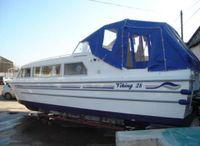 2022 Viking 28 Narrowboat Highline