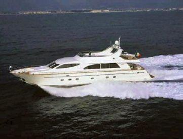 2002 85' 4'' Falcon-86 Milano, IT