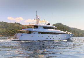 2012 138' Custom-Avangard Expedition Yacht 2014 Porto Carras, GR