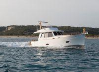 2018 Sasga Yachts Menorquin 42 Flybridge