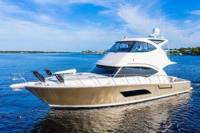 2013 53' Riviera-53 Flybridge Palm City, FL, US