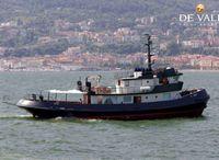 1964 Benetti tugboat