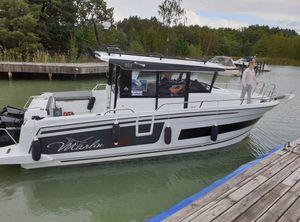 2021 Jeanneau Merry Fisher 895 Marlin Offshore