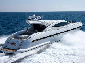 2005 Mangusta 108