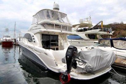 2013 58' Sea Ray-58 Sedan Bridge Panama, PA