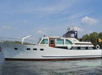 1961 Classic Motor Yacht Thalassa