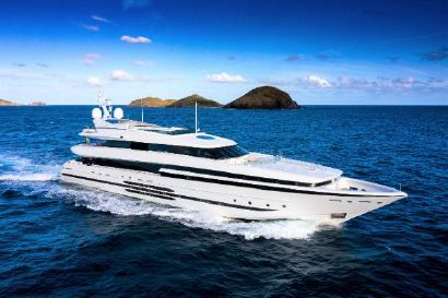 2013 153' Cantieri di Pisa-Motor Yacht Cannes, FR