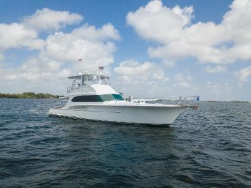 1989 61' Buddy Davis-61 Sportfish Miami, FL, US