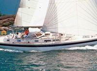 1990 Hallberg-Rassy 45