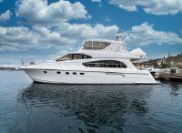 2001 Hatteras Raised Pilothouse Motoryacht