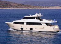 2008 Ferretti Yachts Navetta 26