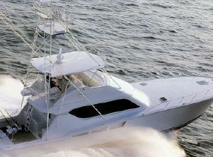 2002 Hatteras 60 Convertible