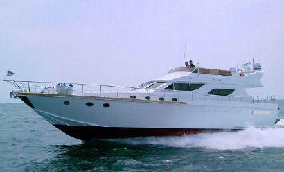 2005 59' 1'' Camuffo-C55 FLY 2005 READY RIJEKA, HR