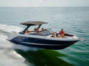 2021 Sea Ray SLX 310 Outboard