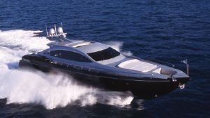 2004 85' 4'' Admiral-CHALLENGER 85 Genova, IT
