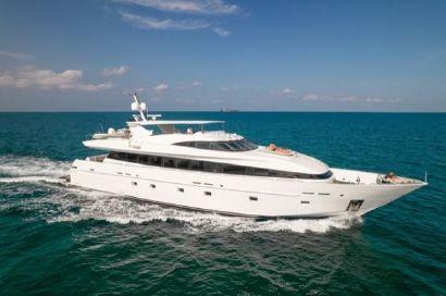 2000 116' Baglietto-116 North Miami Beach, FL, US