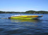 2004 Skater 46 Custom Race Boat